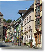 Historical Old Town Rottweil Germany Metal Print by Matthias Hauser