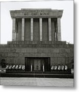 Ho Chi Minh Mausoleum Metal Print