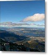 Hobart Tasmania Mount Wellington Metal Print