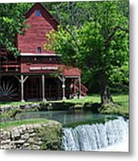 Hofgens Mill Metal Print