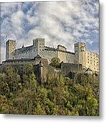 Hohensalzburg Castle Metal Print