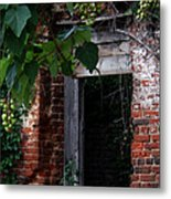 Hole In The Wall2 Metal Print