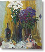 Holiday Still Life Metal Print