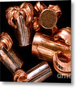 Hollow Point Bullets Metal Print