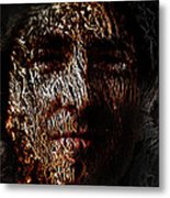 Hollowman Metal Print