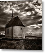 Holy Cross Chapel Metal Print