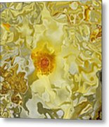 Homage To The Sun  Metal Print
