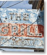 Home Cookin Metal Print