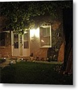 Home Front Metal Print