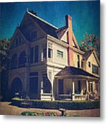 Home Metal Print by Laurie Search