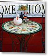 Home Sweet Home Metal Print by Jeff Lowe