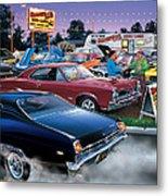Honest Als Used Cars Metal Print