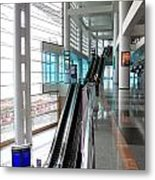 Hong Kong Convention And Exhibition Centre Metal Print