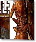 Honu Sea Turtles Metal Print by Karon Melillo DeVega