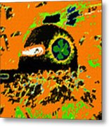 Hopi Kachina Work Number 4 Metal Print