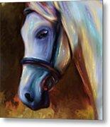 Horse Of Colour Metal Print