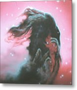 Horsehead Nebulea Metal Print