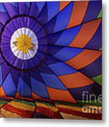 Hot Air Balloon 13 Metal Print