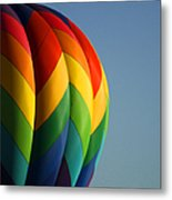 Hot Air Balloon 3 Metal Print