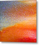 Hot And Cold Metal Print