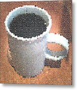 Hot Coffee 03 Metal Print