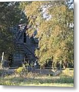 House Alone Metal Print