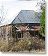 House Indian Gap Tx Metal Print