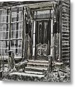 House Of Windows Metal Print