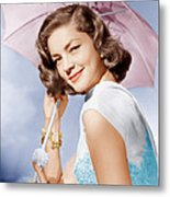 How To Marry A Millionaire, Lauren Metal Print