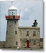 Howth Lighthouse 0001 Metal Print