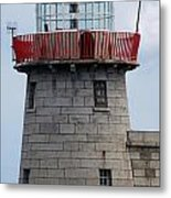 Howth Lighthouse 0002 Metal Print