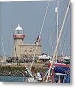 Howth Lighthouse 0004 Metal Print