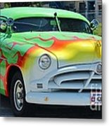 Hudson Low Rider Roadster Metal Print