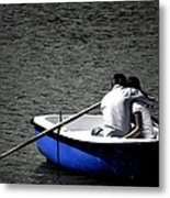 Hug Love Metal Print