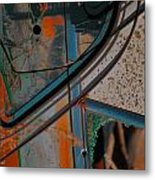 Hunt For Colours  Metal Print