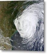 Hurricane Isaac Makes Its Second Metal Print
