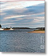 Hyannisport At Sunset Metal Print
