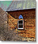 I Do Thee Wed Metal Print