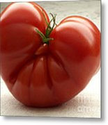 I Love Tomatoes Metal Print