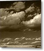 I Really Don't Know Clouds At All Metal Print