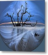 I Would Go To The Ends Of The Earth For You Metal Print