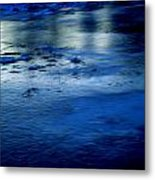 Ice Frost And Snow Metal Print