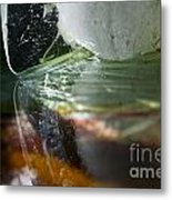 Ice Obsession Two Metal Print