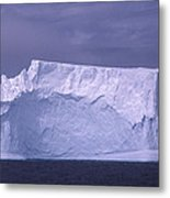 Iceberg Antarctica Metal Print