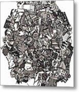 Idiomatic 160 Plus Metal Print