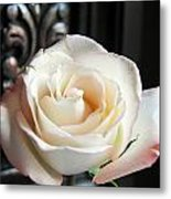 If Love Was A Rose Metal Print