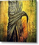 If You Do Not Recognize Me By My Smile Did Not Know Me By My Answers Metal Print by Paulo Zerbato
