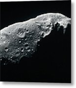 Image Of An Asteroid Metal Print