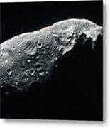 Image Of An Asteroid Metal Print