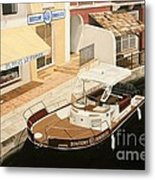 Immobilier Metal Print by Carina Mascarelli